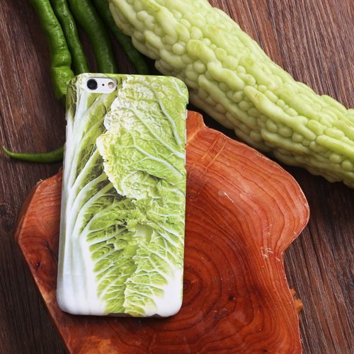 Cabbage iPhone Case