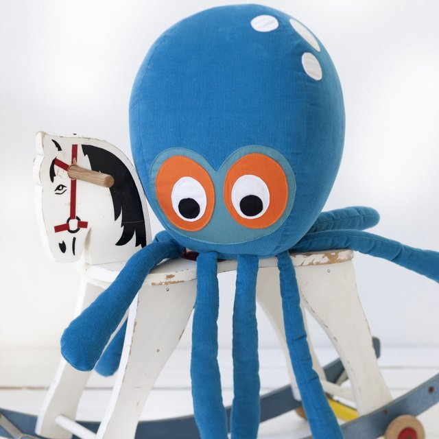 Octopus Cushion by Ferm Living