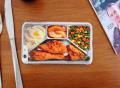 Retro TV Dinner Phone Case