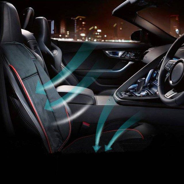 Viotek Heating & Cooling Car Seat Cushion