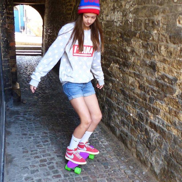 Skateboard Ultra Gilder