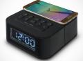 DreamQi Wireless Charging Alarm Clock by VoltNow