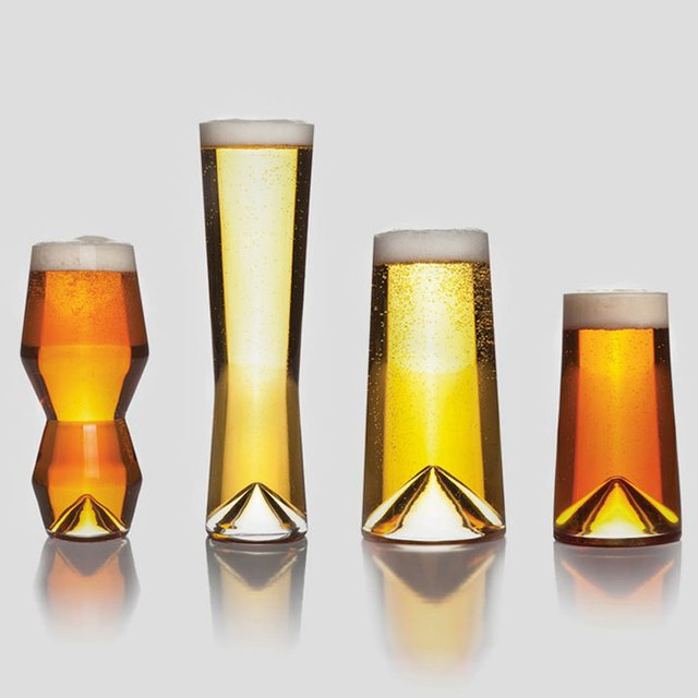 Monti Beer Glass Set by Sempli