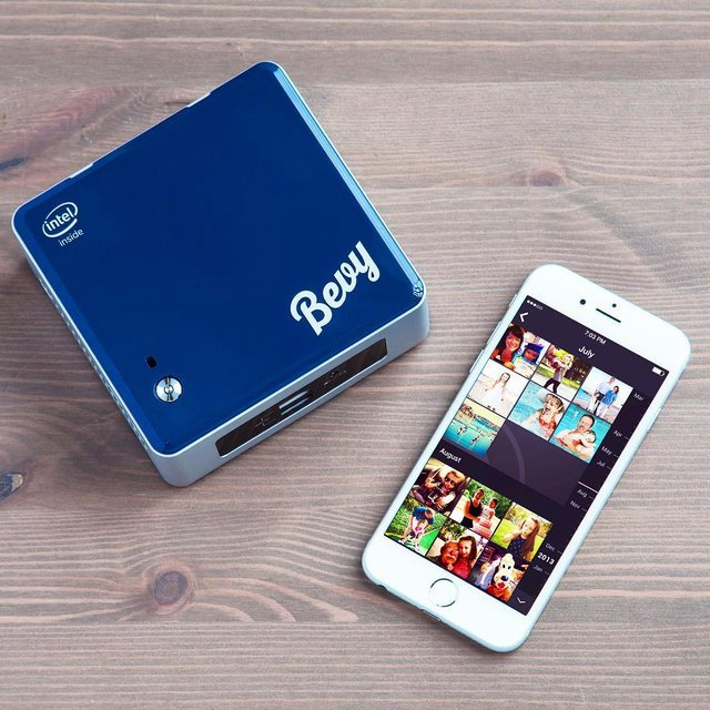 Bevy Smart Family Photo System