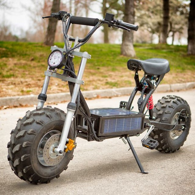 Beast Off-Road Scoote