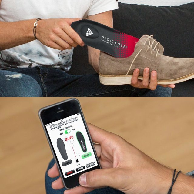 Digitsole Heated Smart Insoles