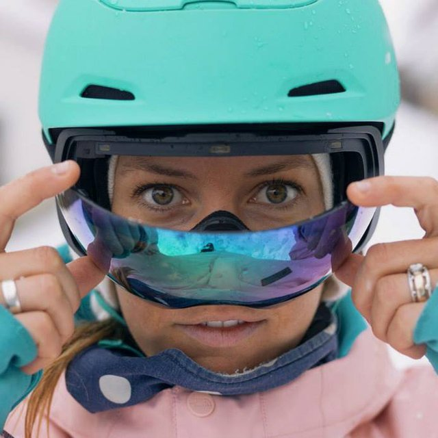 Giro Contact Interchangable Lens Goggles