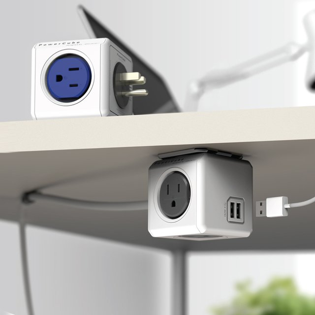 PowerCube Modular Outlet, Multiple Options