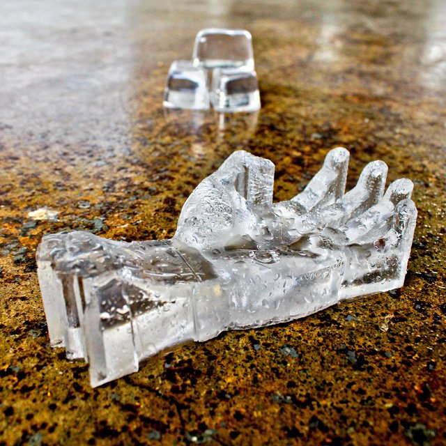 Zombie Ice Mold