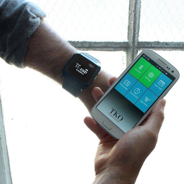 Bluetooth Smartwatch by TKO