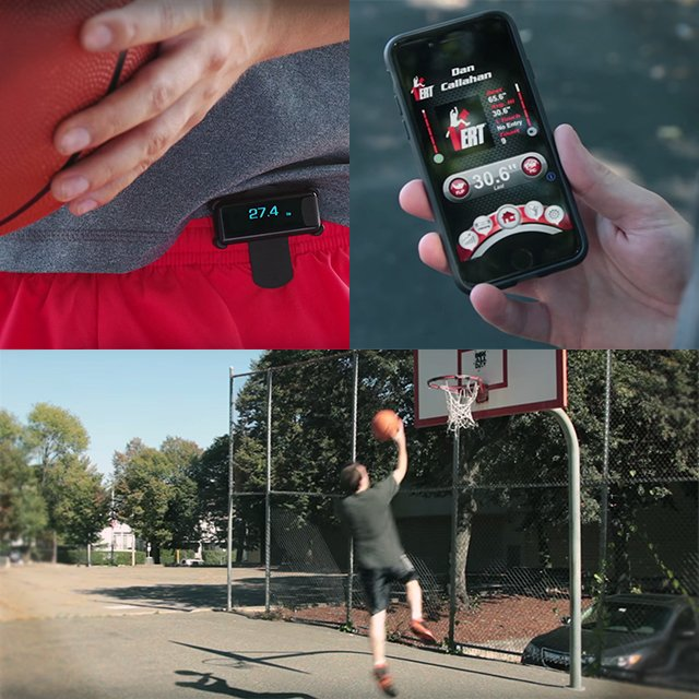 VERT Wearable Jump Monitor