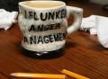 Flunked Anger Management Mug