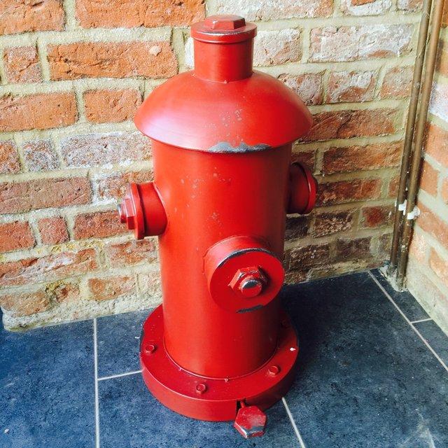 Hydrant Dustbin
