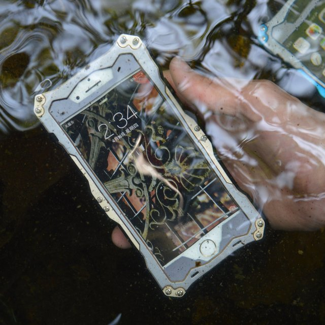 Transformer Waterproof iPhone Case