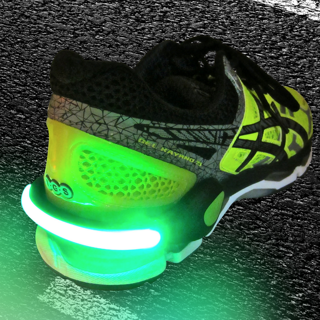 FireFly Running & Biking Safety Light Spurs