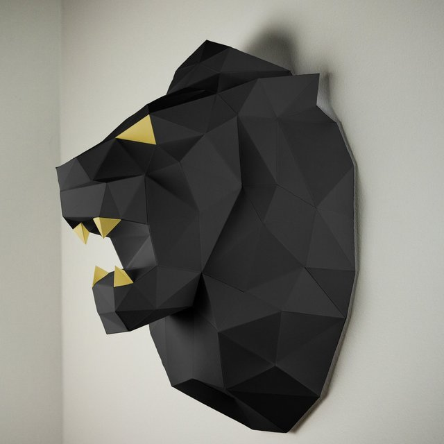 Black Lion Papertrophy