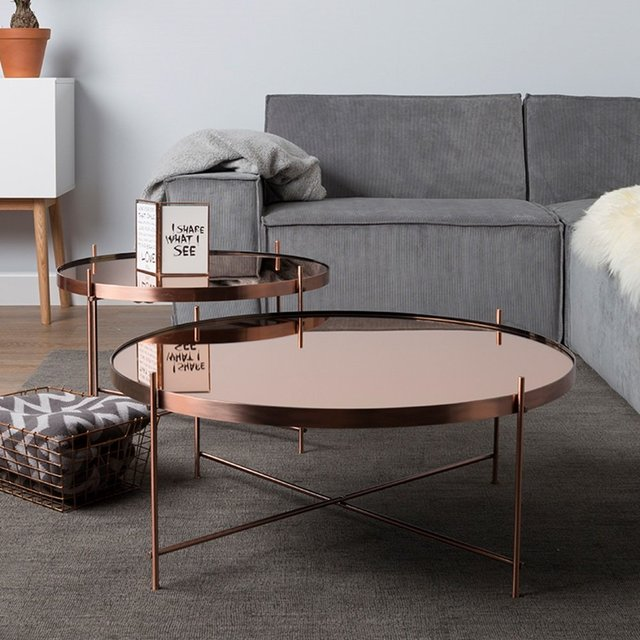 e362da1ea69 Cupid Copper Side Table » Petagadget
