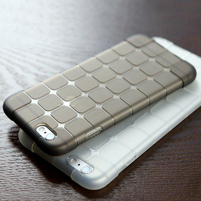 Soft Cubes iPhone Case