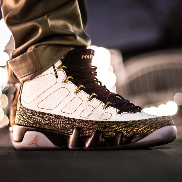 Air Jordan 9 Retro Db Doernbecher