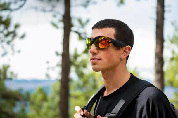 Custos: Camera Glasses With Bone-Conduction Audio