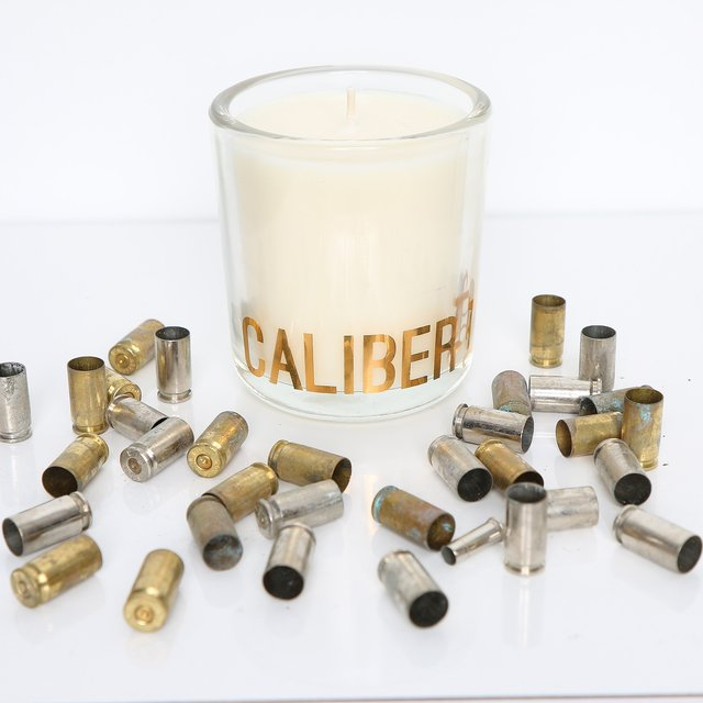 CaliberDetroit Premium Home Candle