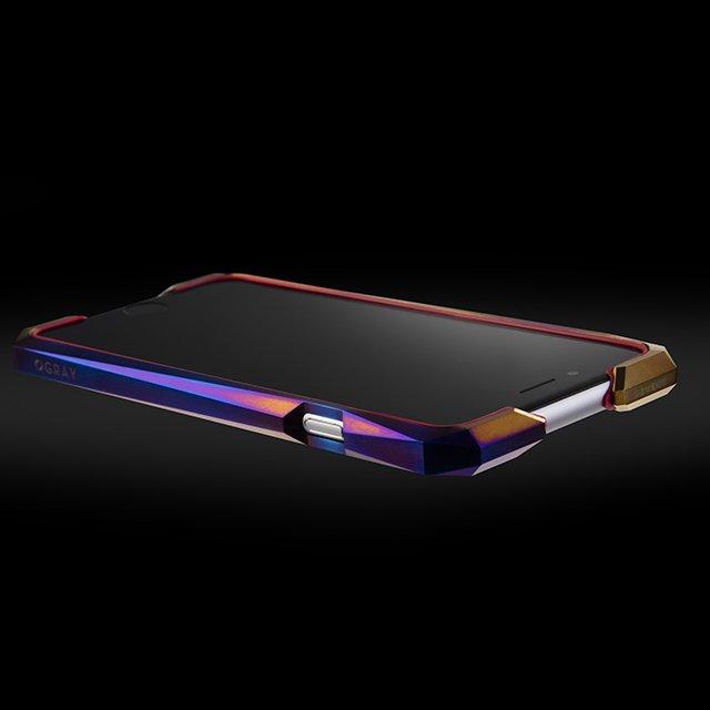 Advent Aurora Edition Titanium iPhone 6/6s Bumper Case by Gray International