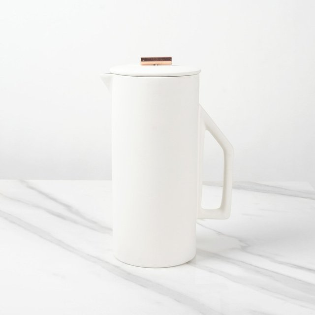 Cream 1.5 L French Press
