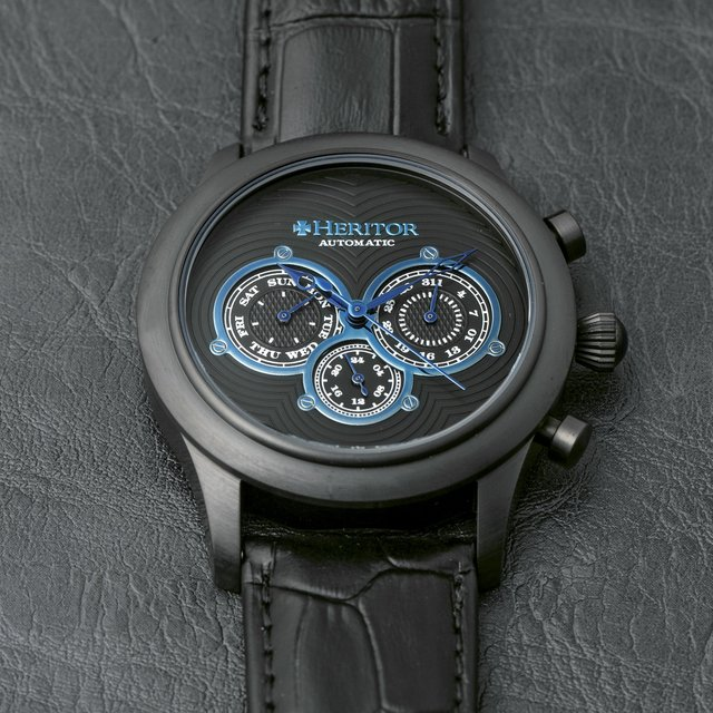 Heritor Automatic Earnhardt Watch