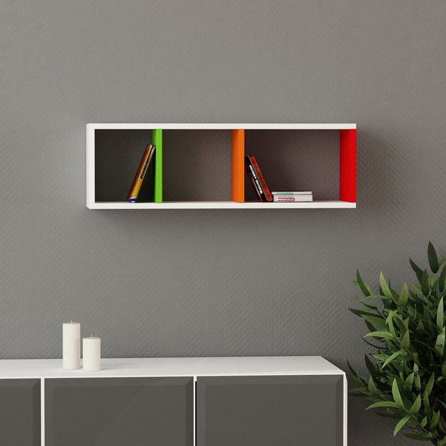 Colours Wall Shelf
