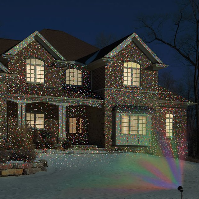 Virtual Christmas Lights