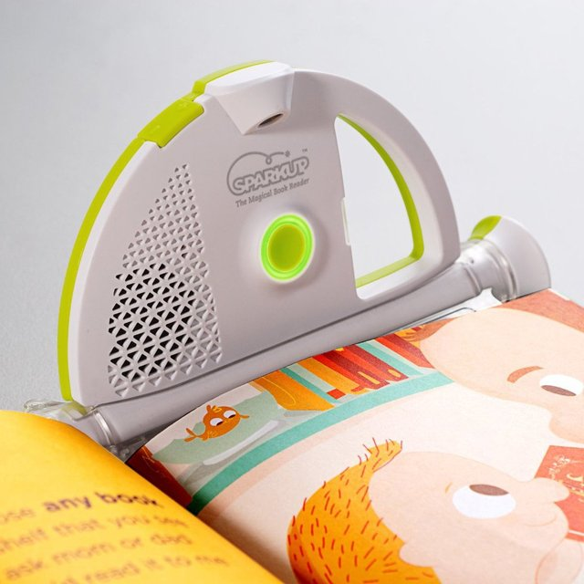 Sparkup Magical Book Reader