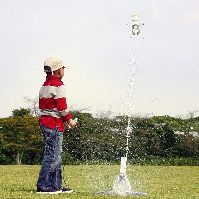 Takagi Bottle Rocket