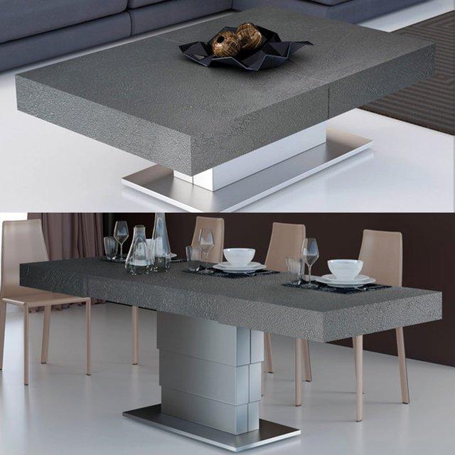 Armadillo Multipurpose Extendable Table