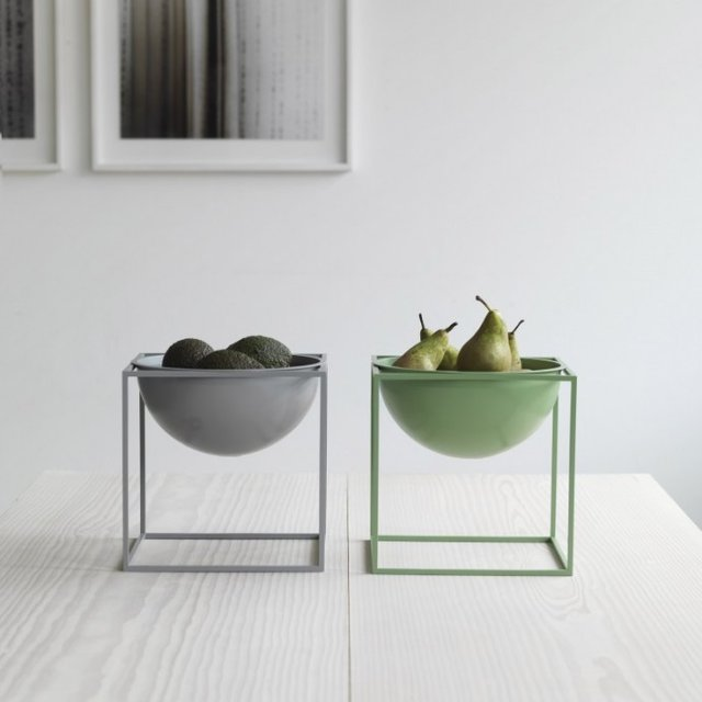 kubus bowls by mogens lassen petagadget. Black Bedroom Furniture Sets. Home Design Ideas