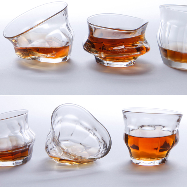 Tipsy Melting Glasses Set