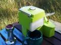 Uniterra Nomad Portable Espresso Machine