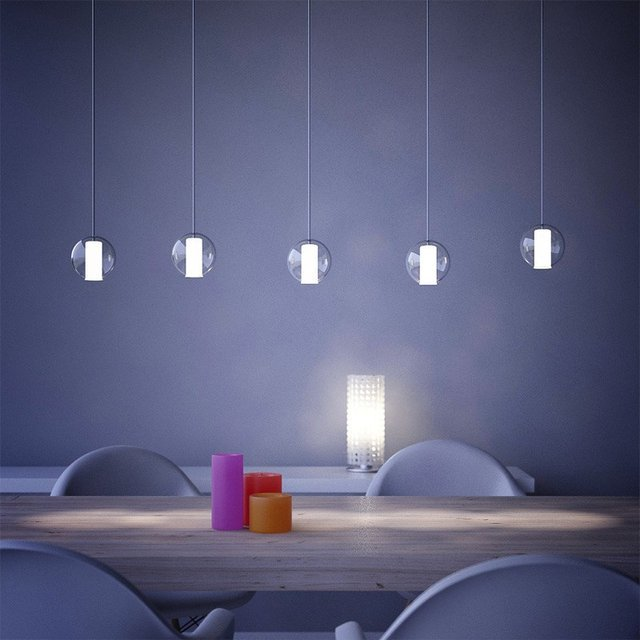 Hypnose 1 Hanging Lights by Irregolare
