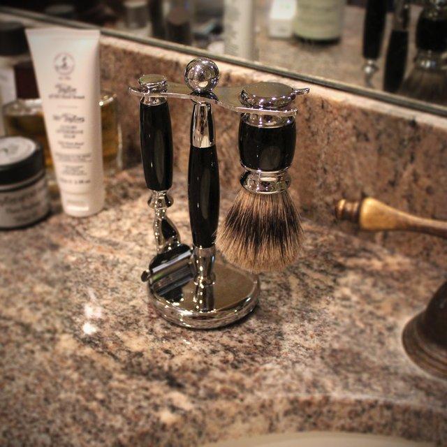 SimplyBeautiful Mach 3 Shaving Gift Set