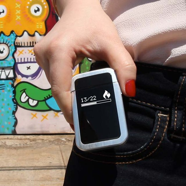Quitbit Smart Lighter