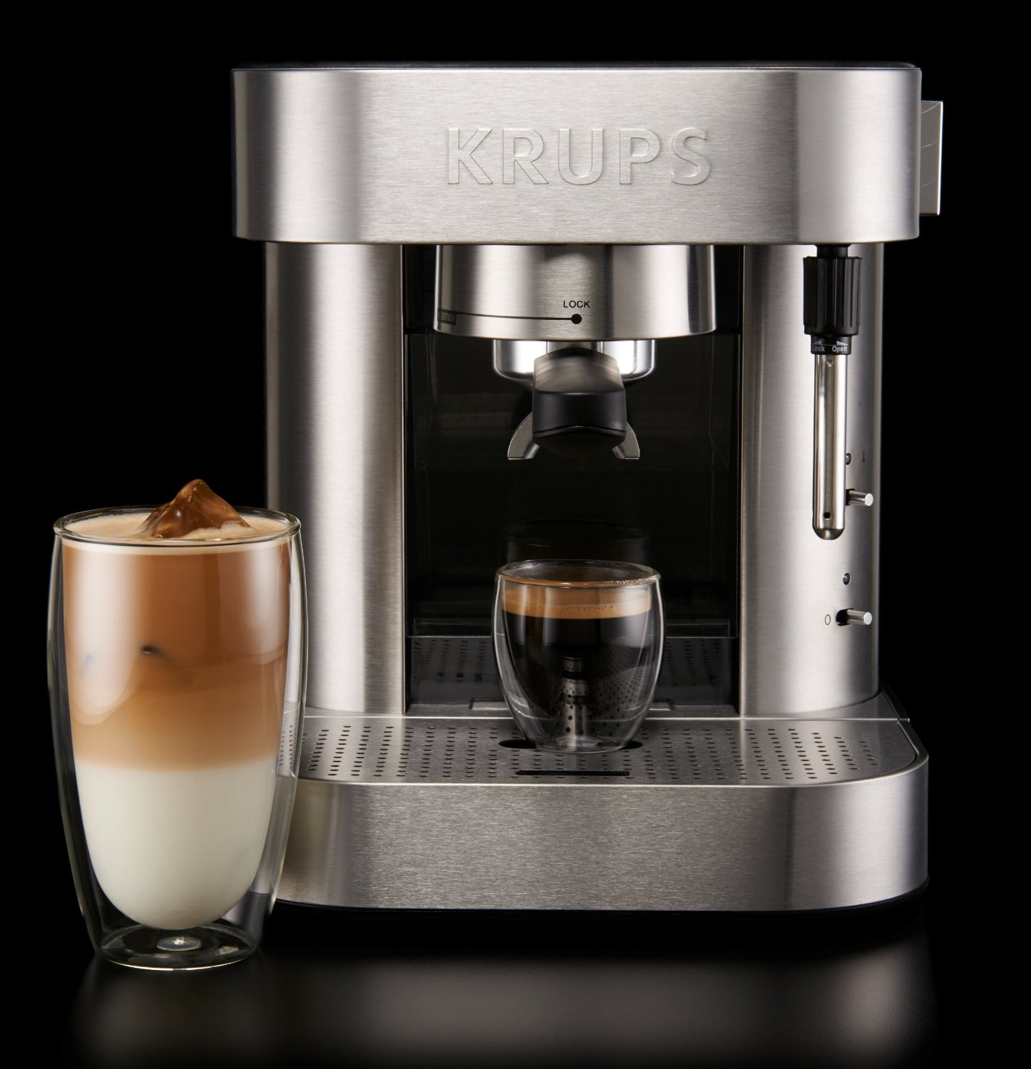 Pump Espresso Machine by Krups