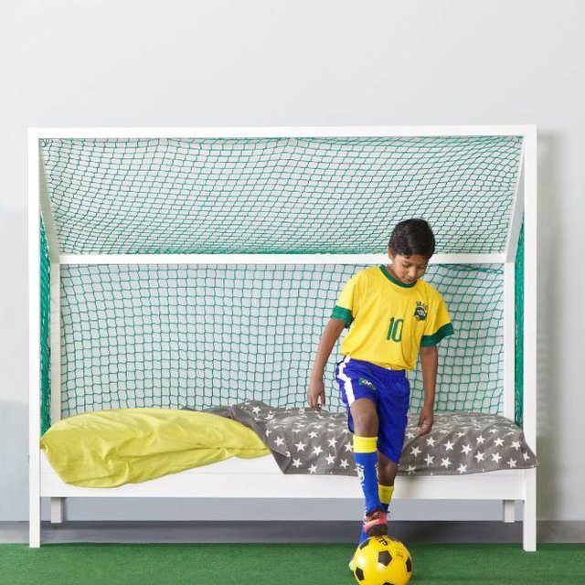 Football/Soccer Bed