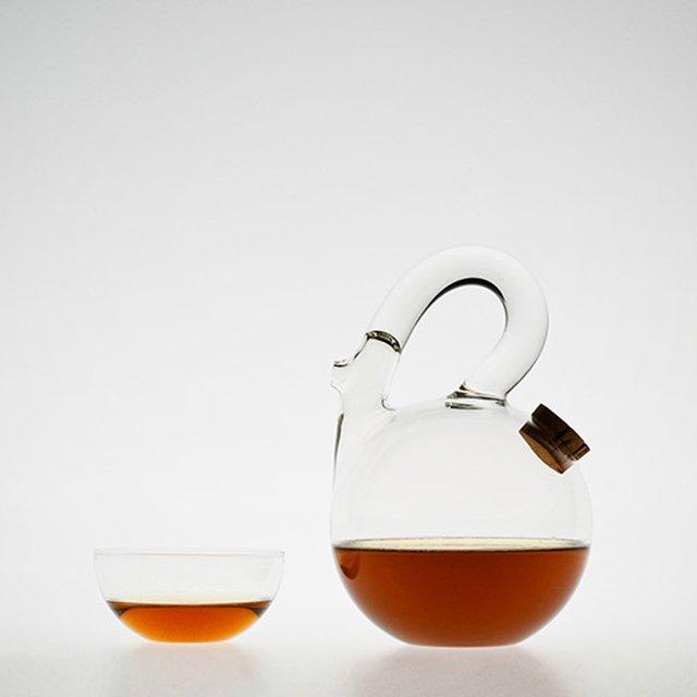 Teaball Teapot