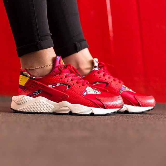 Nike Air Huarache Run Print Aloha