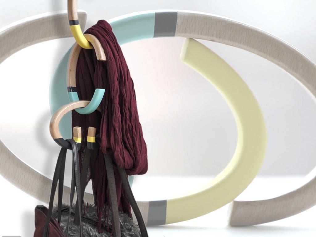 HANG-OVER: Creative Modular Hangers