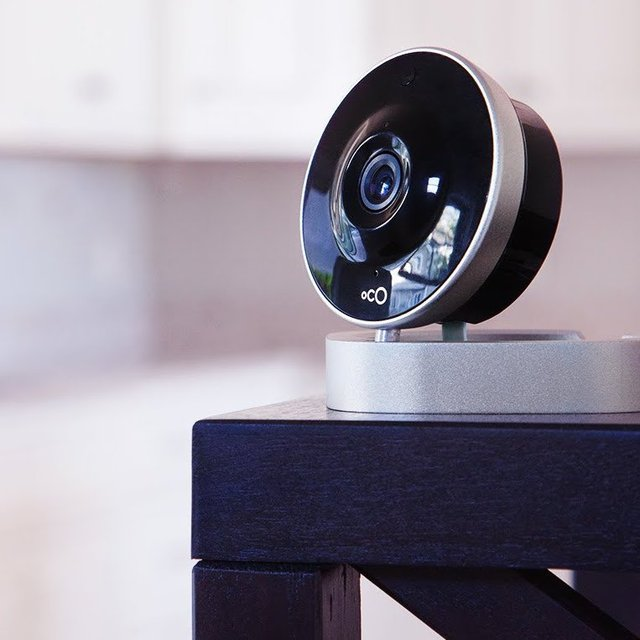 Oco Wireless HD Video Monitoring Smart Camera