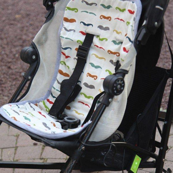 Heated Stroller Pad