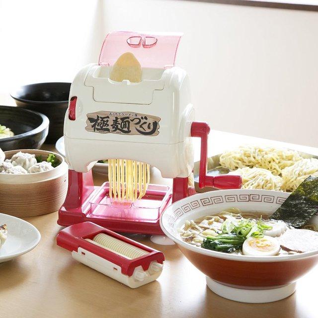 Home Ramen Noodles Press