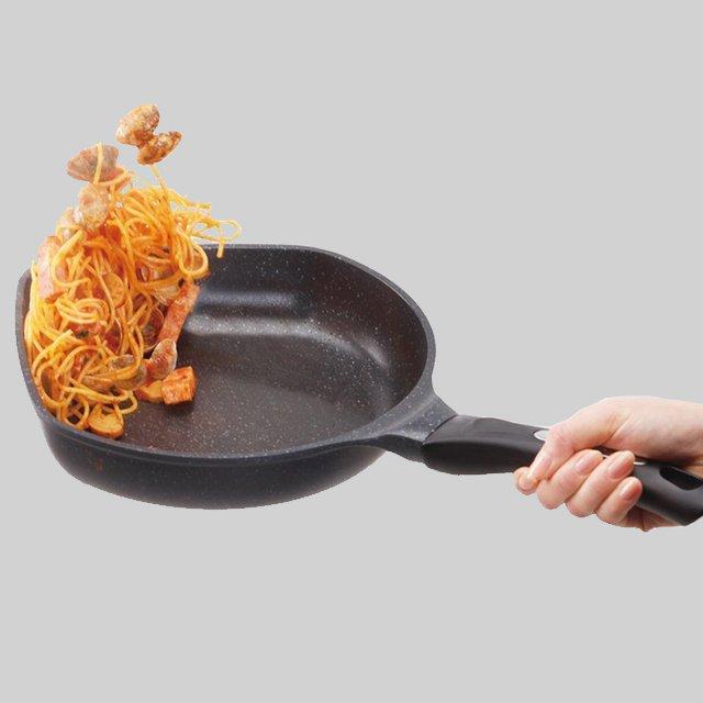 Triangular Frying Pan