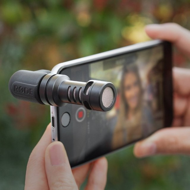 Rode VideoMic ME Compact iOS Shotgun Microphone