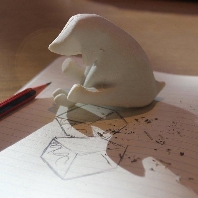 Max Dog Eraser